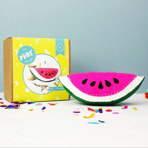 Watermelon Pin Cushion Kit