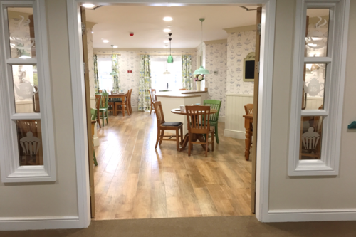 Kingfisher Court Care Home - Oakdale Care Homes