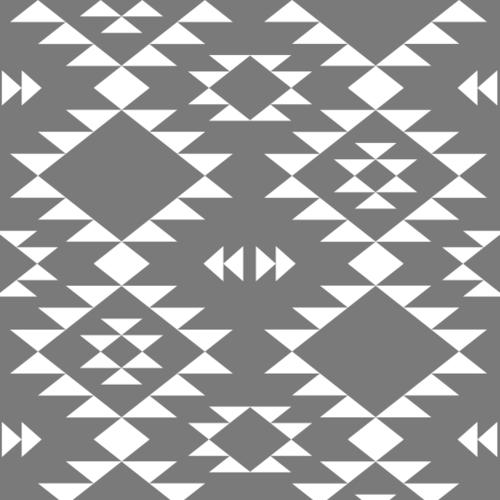 Kimsa Navajo Grey Organic Jersey