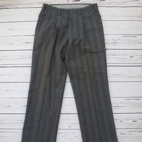 Waist (all around) 70cm, grey trousers for school boys
