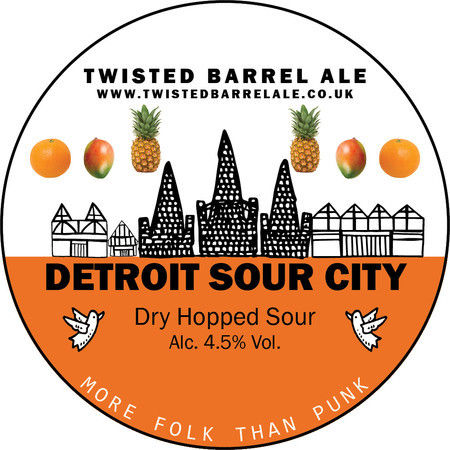 Detroit Sour city