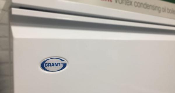 Grant blue flame oil boilers