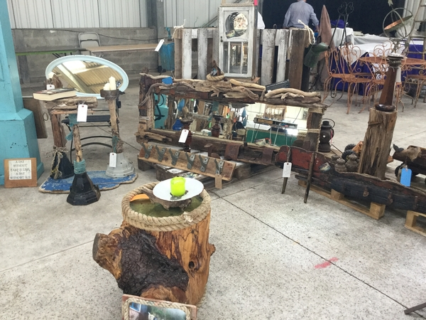 Wadebridge vintage, retro antiques fair