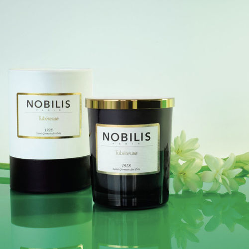 Scented candle - Tuberose