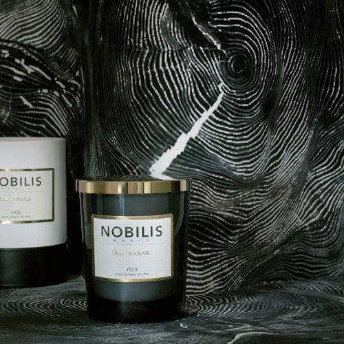 Scented candle - Bois Precieux