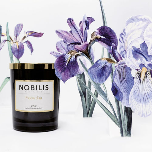 Scented candle - Poudre D'Iris