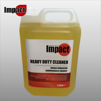 Impact Heavy Duty Cleaner - Arriva Train Clean