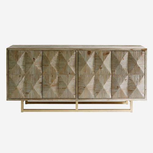 Cubist cabinet