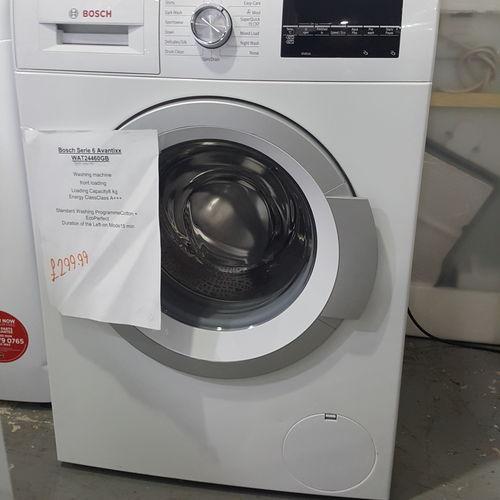 Bosch WAT24460GB 8kg 1200rpm Freestanding Washing Machine