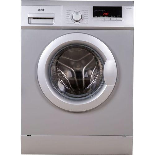 LOGIK L814WMS17 8 kg 1400 Spin Washing Machine - Silver