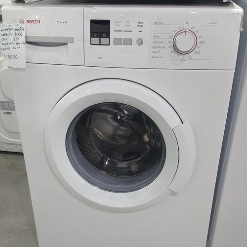 BOSCH WAB24161GB Washing Machine - White