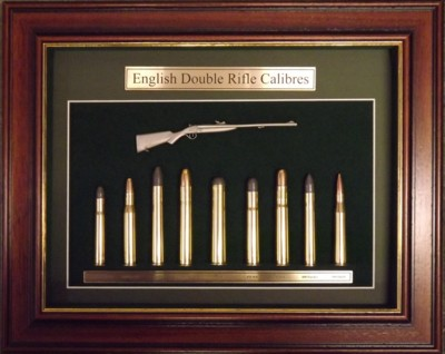 Hunting, Pistol Displays and Clocks