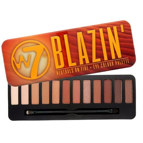 W7 Blazin' Eye Shadow Palette