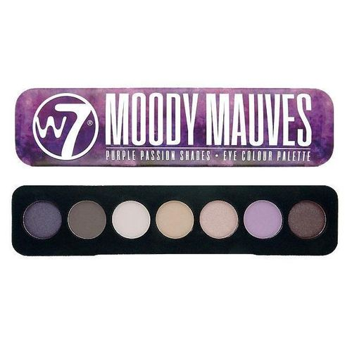 W7 Moody Mauves Eye Shadow Palette