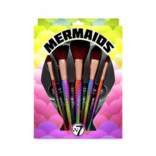 W7 Mermaid Brush Set