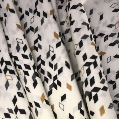 Atelier Brunette Twist Mustard Cotton Cambric