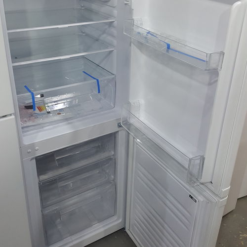 ESSENTIALS CE55CW13 60/40 Fridge Freezer - White