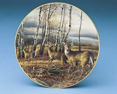 Limited Edition Wall Plates