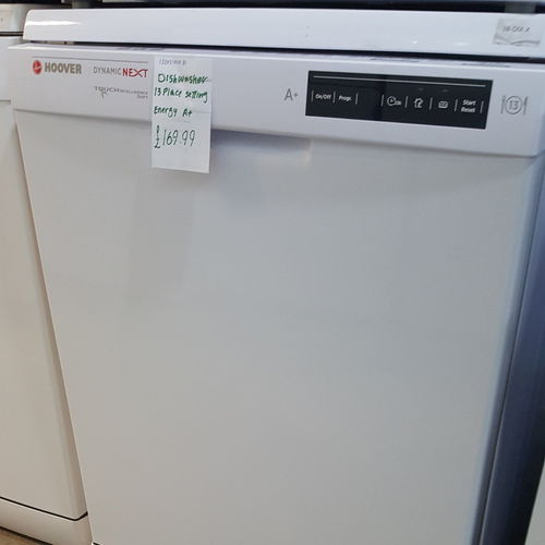 HOOVER 13 PLACE DISHWASHER | HDPID39W