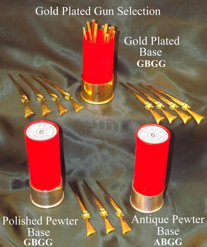 Gun Peg Finders