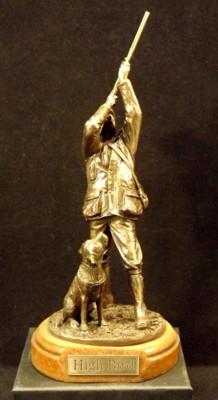Cold Cast Bronze Resin Figurines
