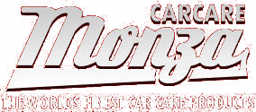 Monza Car Care the worlds finest car care products
