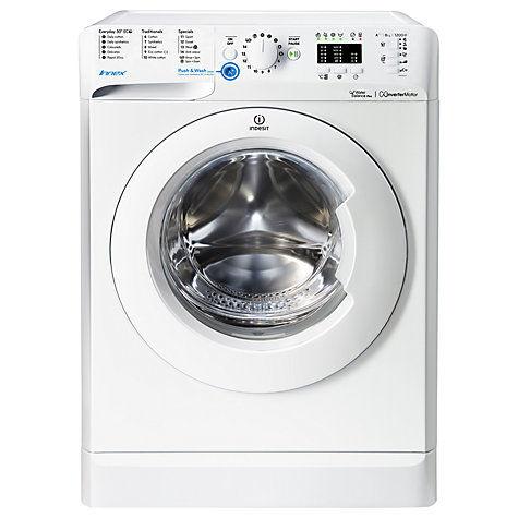 INDESIT BWA 81283X W 8 kg 1200 Spin Washing Machine - White
