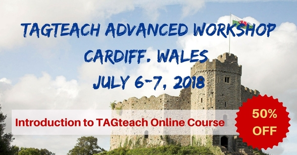 TAGteach Advanced Workshop - Cardiff, Wales