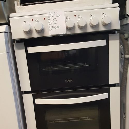 LOGIK LFTC50W16 Electric Ceramic Cooker - White