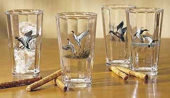 Printed Glassware from USA