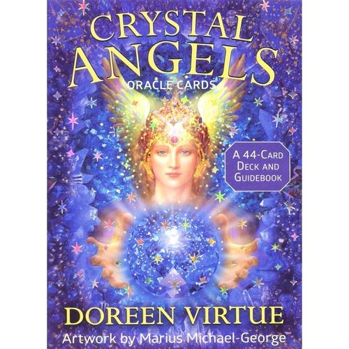 Crystal Angels (Oracle Deck)