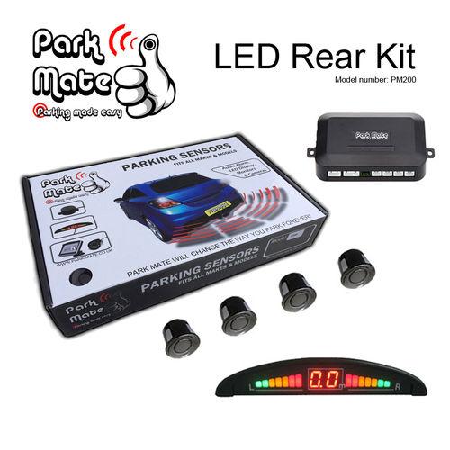 LED Display Rear Parking Sensor Kit PM200