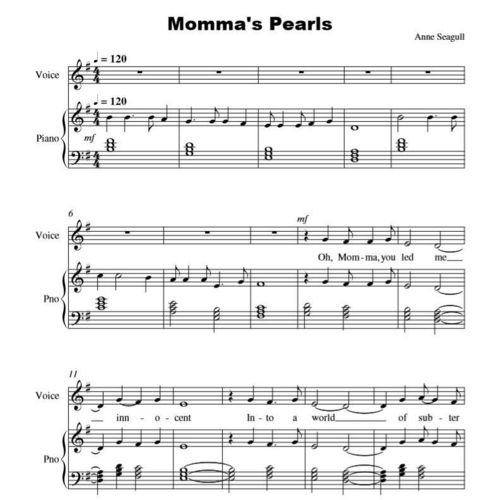 Momma's Pearls