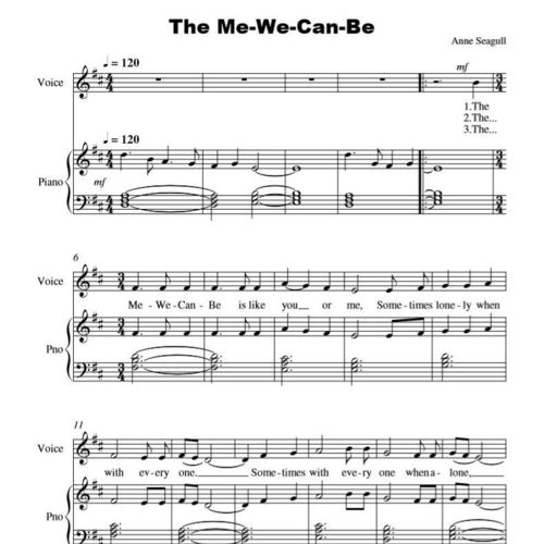 The Me-We-Can-Be