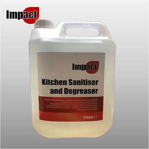 Kitchen Sanitiser and Degreaser