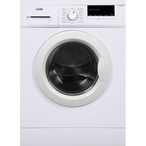 LOGIK L712WM17 7 kg 1200 Spin Washing Machine - White Copy
