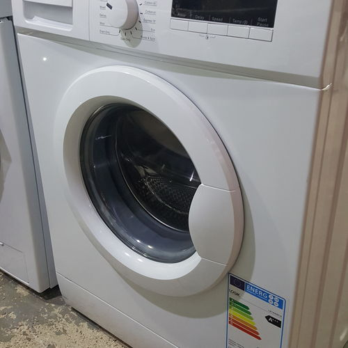 LOGIK L814WM16 Washing Machine - White Copy