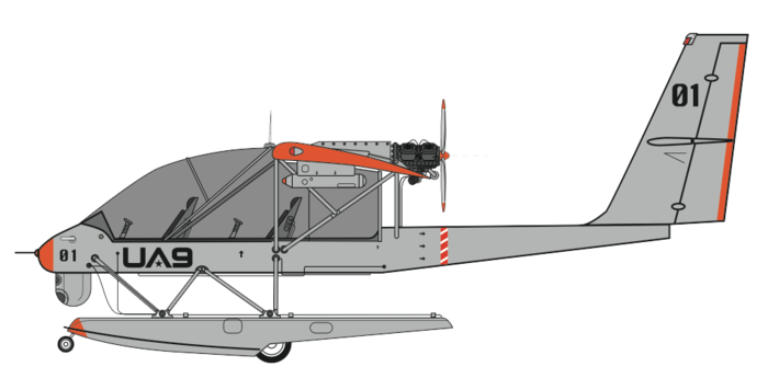 Patrol and Surveillance Aircraft, Conservation and Environmental Protection, Maritime Patrol