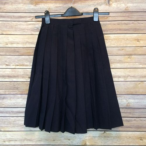 "Waist 60cm/23.6"", skirt for school girl"
