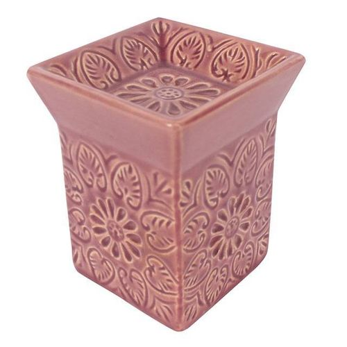 Mandala Purple Oil Burner