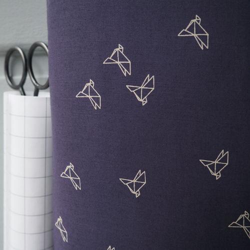 Atelier Brunette Bye Bye Birdie Cotton Cambric 0.8m Remnant