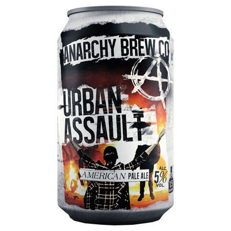 Anarchy brew Urban Assault