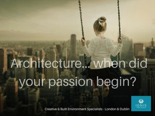 when did your passion begin ignis partners recruitment