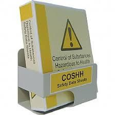 Control of Substances Hazardous to Health - COSHH Level 2