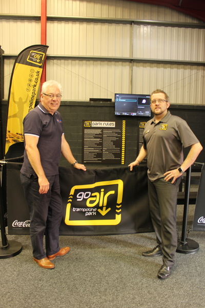 Go Air jump on board again with RPS Technology as third site is launched