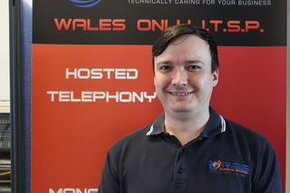 RPS provides career change for technology enthusiast James
