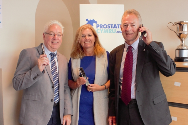 RPS Technology Solutions work together with Prostate Wales