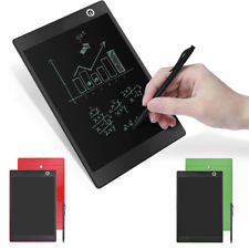 LCD Digital Writing/Drawing Tablets and E-Writers
