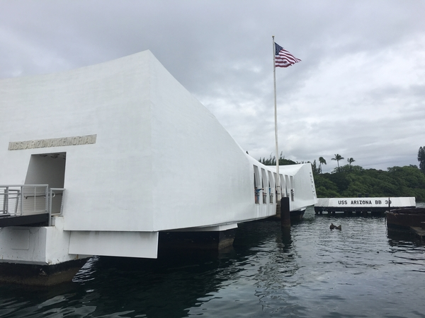 Our visit to Oahu and Pearl Harbor