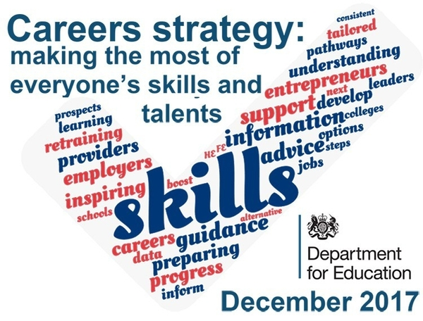 The New Careers Strategy